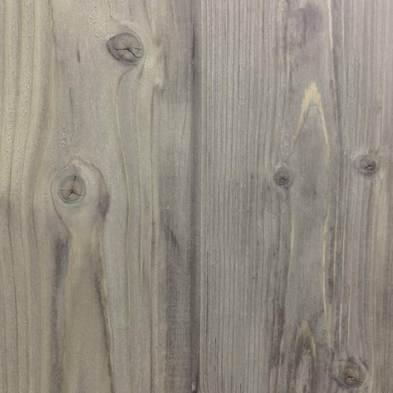 Destockage bardage pin sylvestre gris brossé