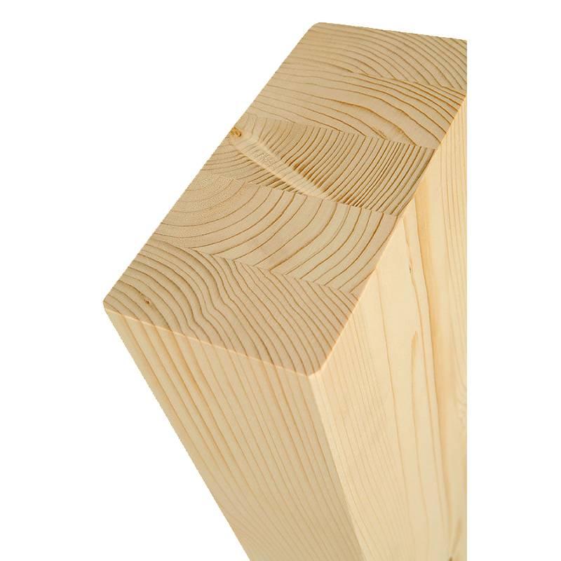 Destockage bois de structure épicéa 120x120mm